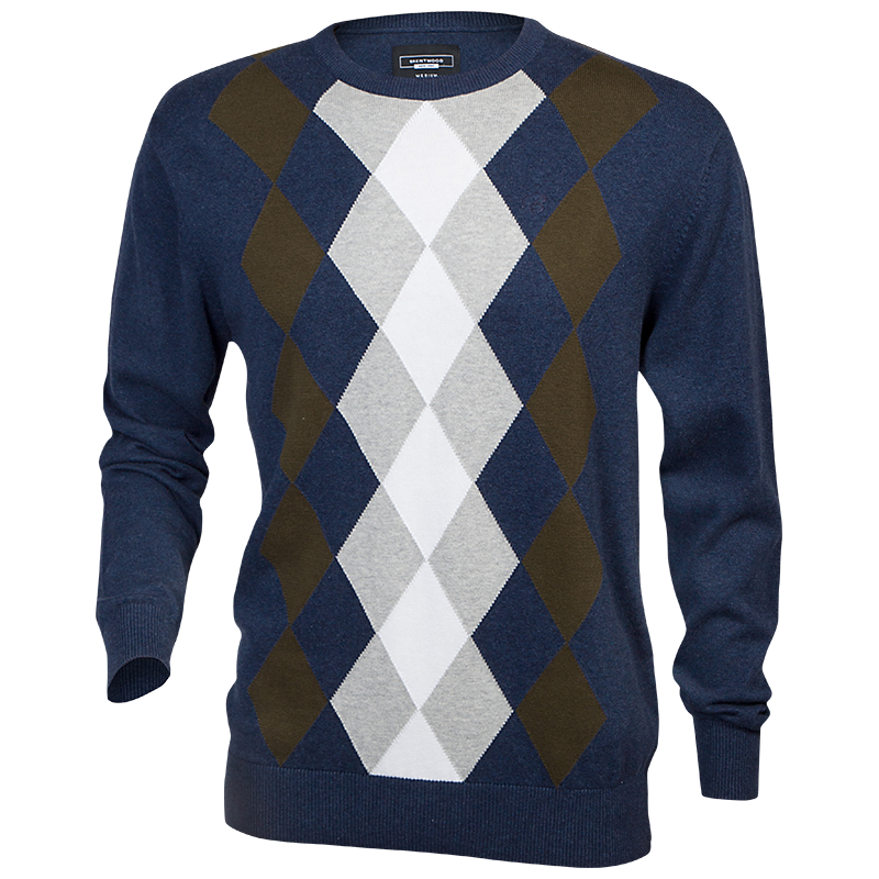 Brentwood - LINCOLN CREW-NECK JERSEY