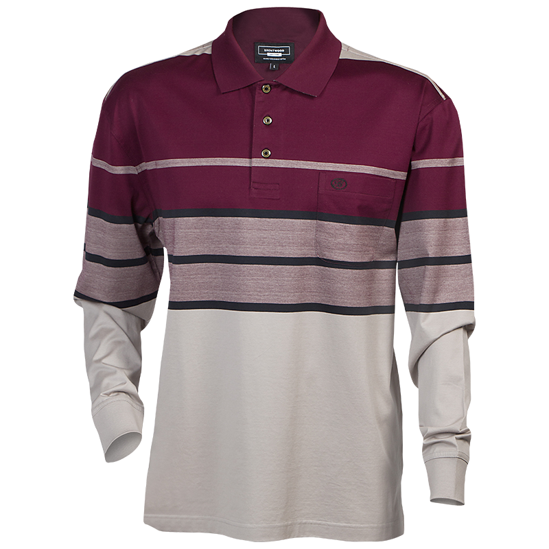 Brentwood - WOODFORD L/S GOLFER